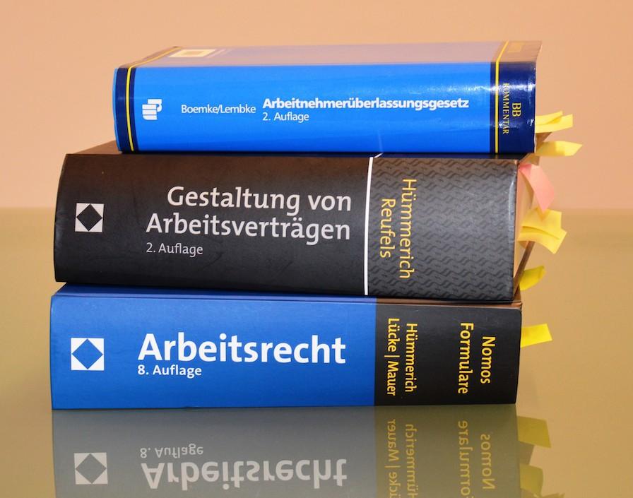 Anwalt für Arbeitsrecht in München