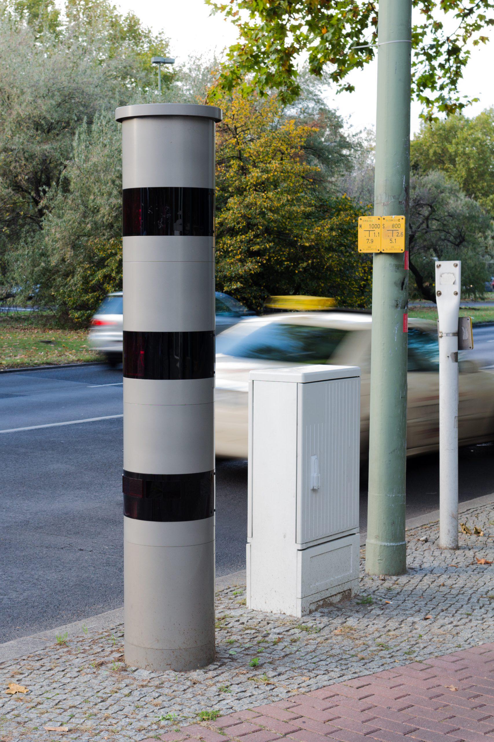"""Blitzer-Fotos unverwertbar: Laser von """"Poliscan Speed"""" misst falsch"""