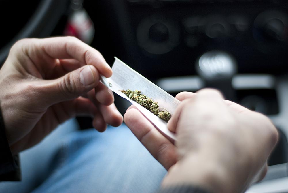 Drogen am Steuer