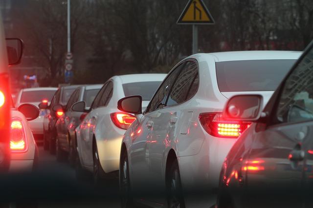 Gefährdung des Verkehrs