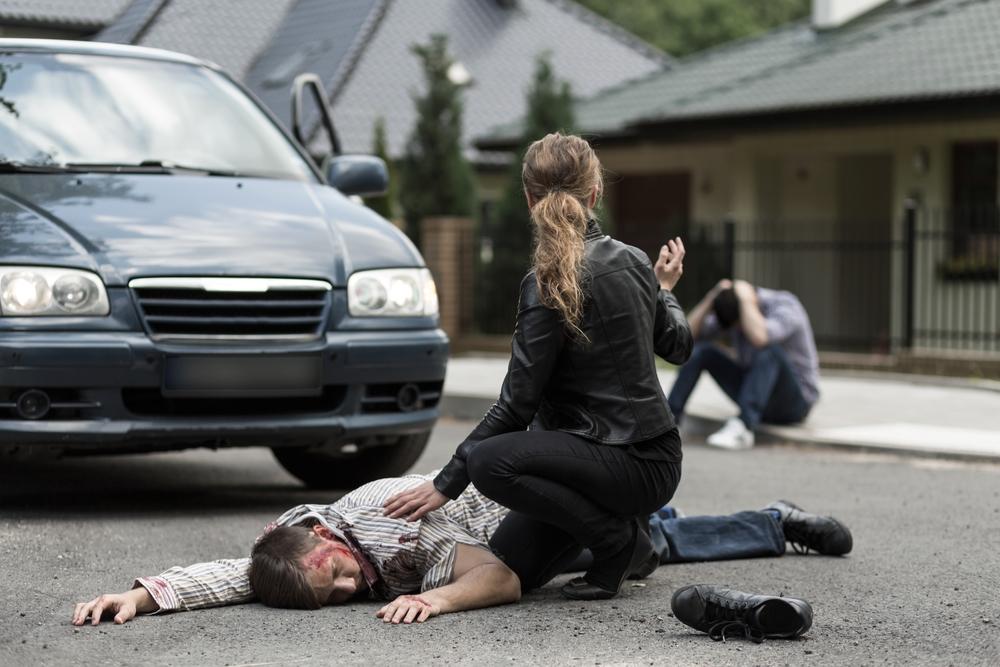 Körperverletzung bei Verkehrsunfall